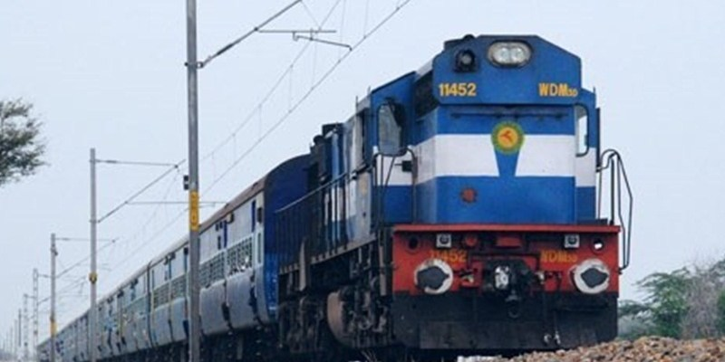 Special fare special train from Chennai Central to Ahmedabad