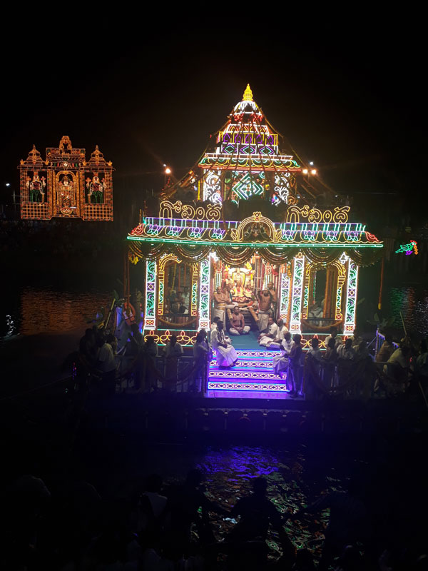 Teppotsavam, A True Delight For Devotees At Tirumala