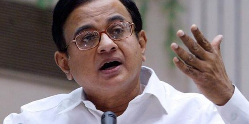 Black money charge sheet: Chidambaram says allegations are baseless