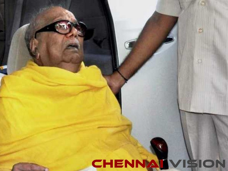 Karunanidhi hospitalised after midnight health scare, 'condition stable after treatment'
