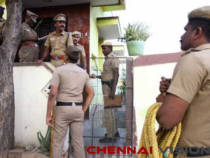 Rowdy gunned down by Chennai police in encounter