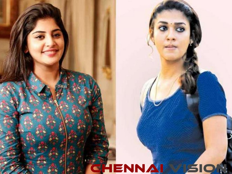 Manjima Mohan all praise for Nayanthara