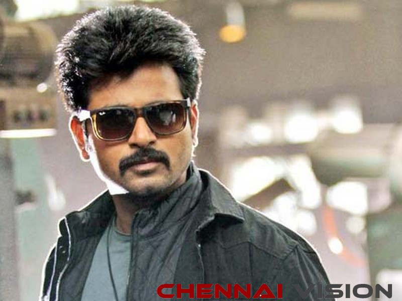 Sivakarthikeyan's villain in sci fi flick revealed