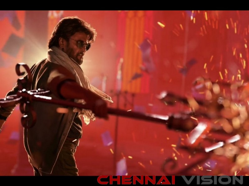 Rajini's next is Petta, mass first look and BGM rock