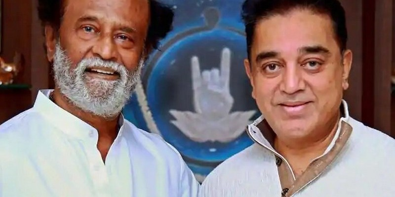 Rajini, Kamal react to election results in 5 states