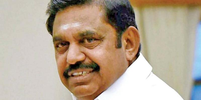 Party time for Palaniswami as he completes two years in office