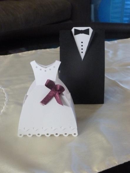 Scatoline portaconfetti matrimonio quali scegliere  Che