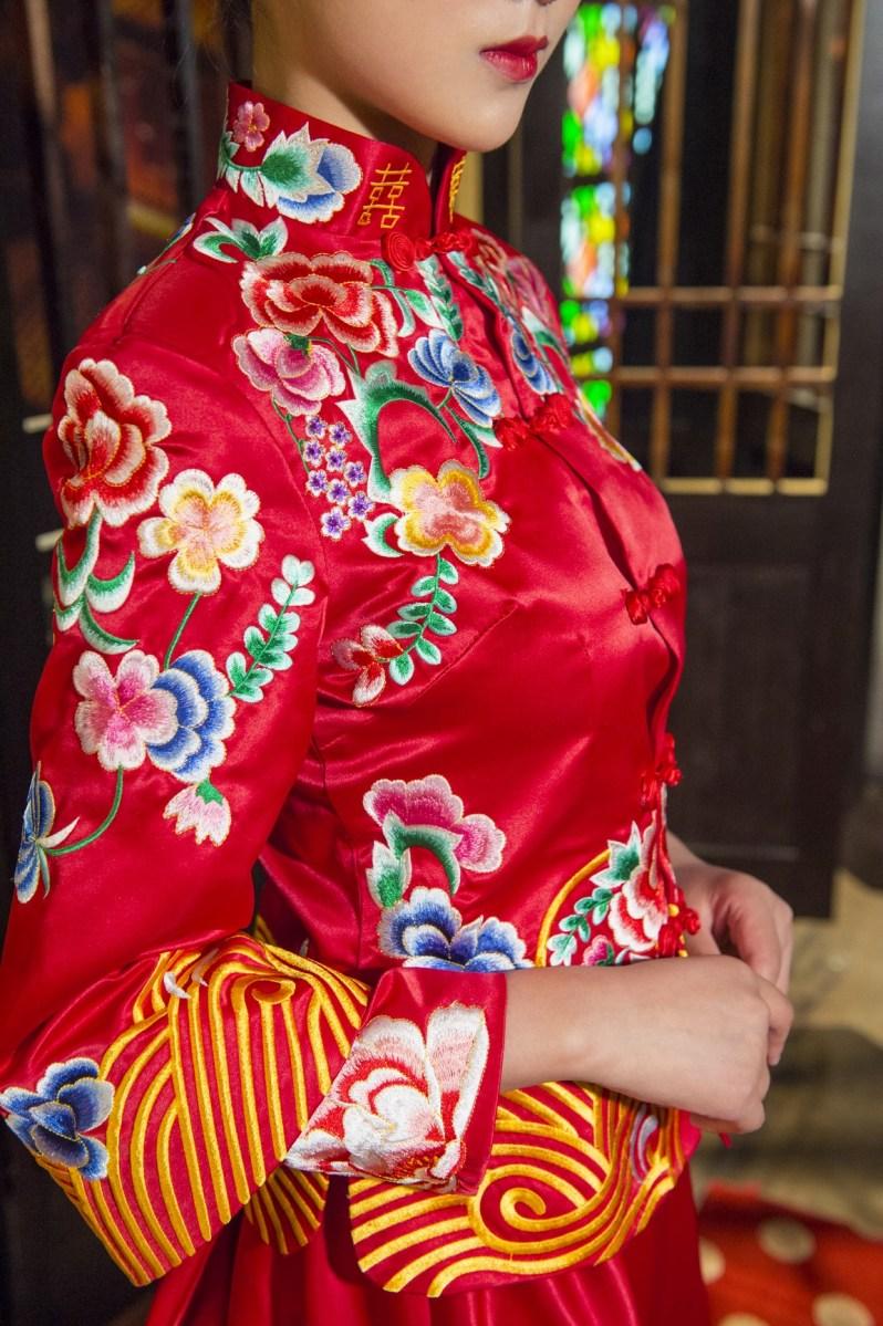 秀鳳中式婚紗禮服租借 – 秀鳳中式禮服婚紗/秀禾服/龍鳳褂出租