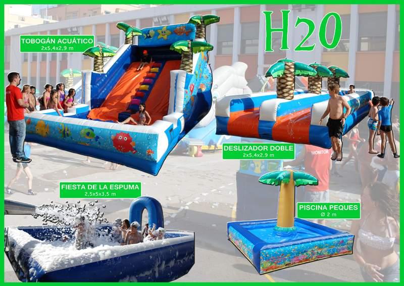 Parque H2O  Chequeguay