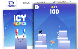 """Endless Boss Battle"" used in Icy Ropes by PlaySide Studios"