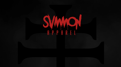 """Vitruvian Man"" used by Svmmon Apparel"