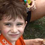 Zack, age 5, ASD