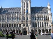 Brussels Grand Place Tourist bureau