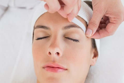 Eyebrown Waxing, Trimming or Colour