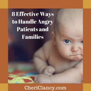 Angry Patients and Families