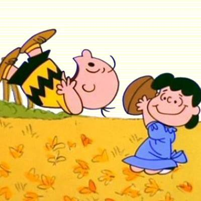bullying charlie brown lucy