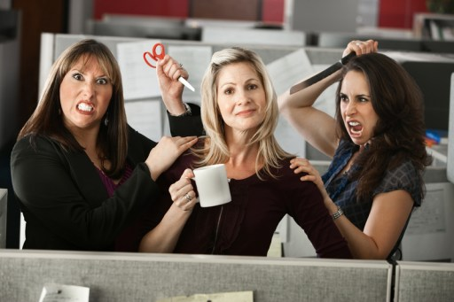 workplace bullies back stabbers gossips