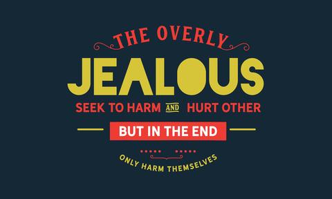 bullies jealous envy envious