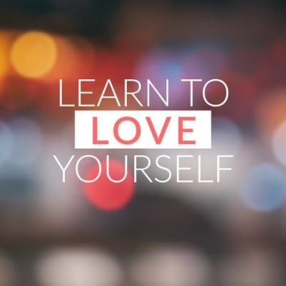 positive love yourself self-love
