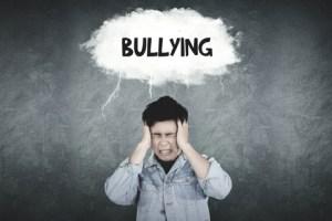 bullied victim stressed