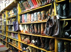 Allens Boots. Austin.