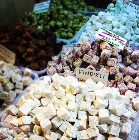 Market Goodies, Istanbul, Turkey