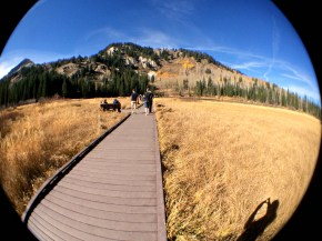 Cecret Lake Trail, near Park City.