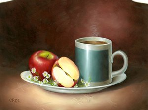 Apples & Cider by Cheri Rol