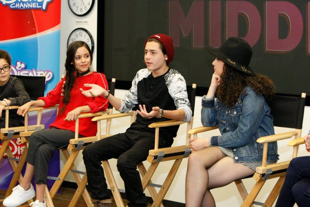 An Interview with Disney Channel's Stuck in the Middle Cast