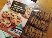 Super chocolate chip cookies, nog nooit eerder zag ik een chocoladekoekje met zoveel chips!