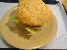 Loving Hut Hamburger Jalapeno