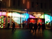 London M&M's store