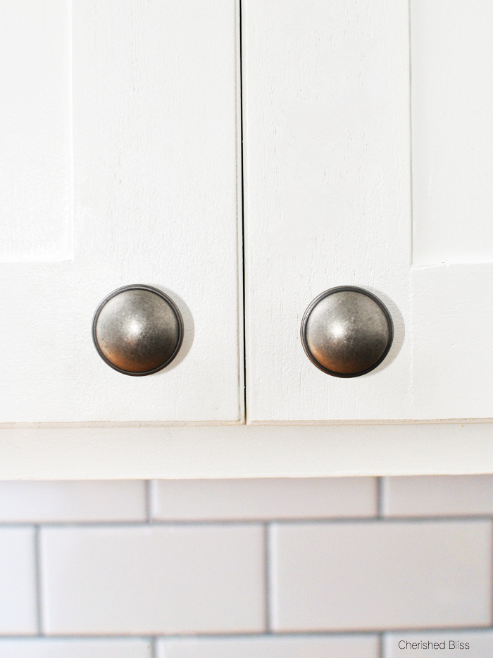 How To Install Cabinet Hardware And Get It Straight Cherished Bliss