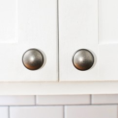 Kitchen Cabinet Knobs Light Fixtures Lowes How To Install Hardware And Get It Straight Cherished Bliss Tired Of Uneven Perfectly The