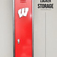 Kitchen Fan Cover Custom Cabinets Prices Sports Locker Storage - Cherished Bliss