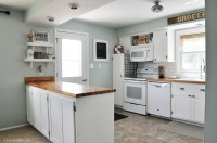 Industrial Farmhouse Kitchen - Cherished Bliss