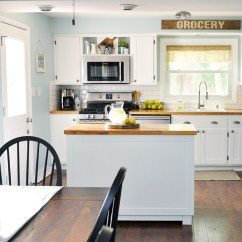 Build Kitchen Island 2 Handle Faucet How To A Diy Cherished Bliss Get The You Ve Always Dreamed Of By Building This