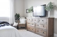Modern Farmhouse Master Bedroom - Cherished Bliss