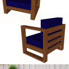 Modern Wood Chair Plans Wheelchair Seat Diy Outdoor Free Cherished Bliss With These Easy To Follow You Can Build This Beautiful