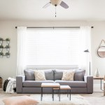 Minimalist Living Room Decor Makeover Cherished Bliss
