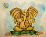 beloved big-eared ganesha