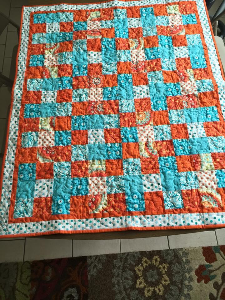 Kenton quilt