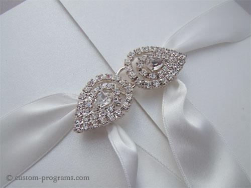 Purple Bridal Shower Invitation Diamond Ring