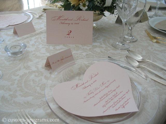 Reception Stationery round menus circle menu circular wedding menus round menus wedding