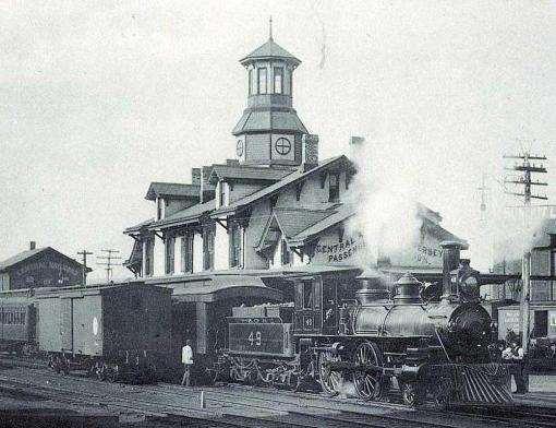 The Deaths of the WilkesBarre Train Station  The Funeral Train Part 1  Cheri Sundra