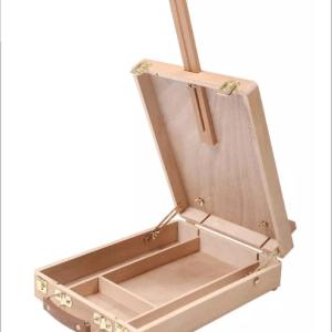 כן ציור מזוודה