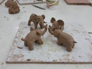 סדנה משפחתית משפחת פילים