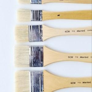 Кисть для рисования и покраски