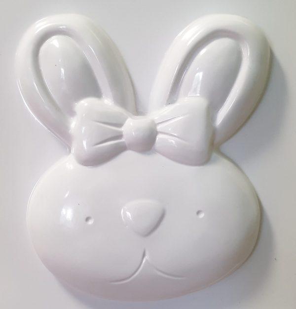 תבנית גבס ארנבת