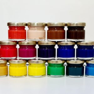 Equipment and materials for painting